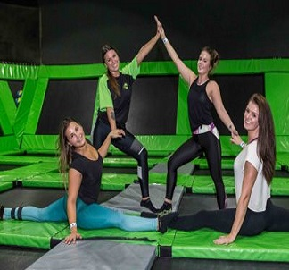 Girls ladies only Night at SkyJumper